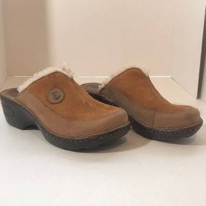 Born Sherpa Lined Clogs